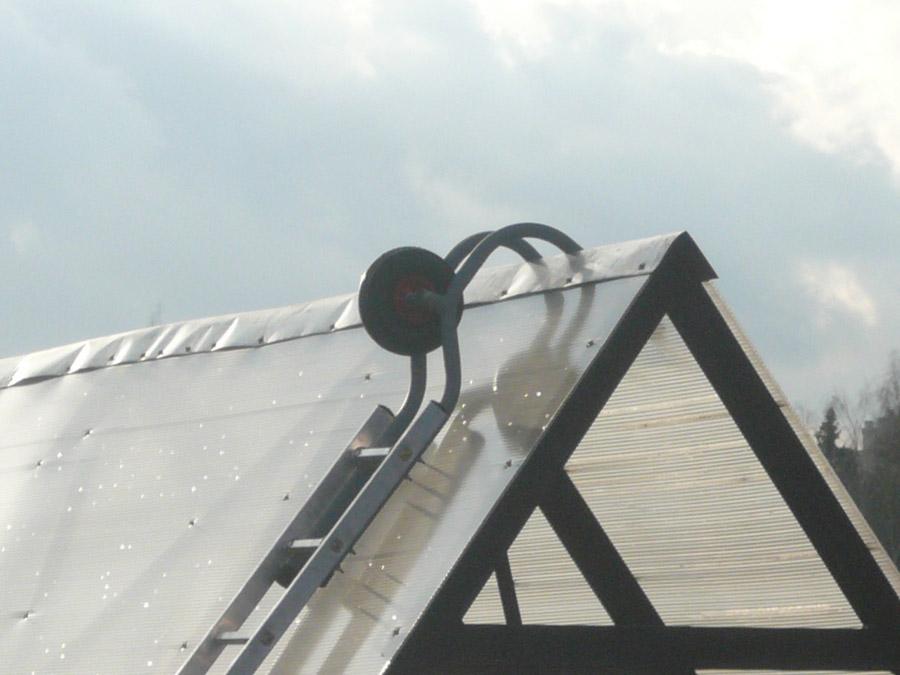 Крюк опора на крышу