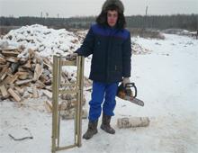 Козлы для дров складные – УЛТ «Оснастка» г. Москва