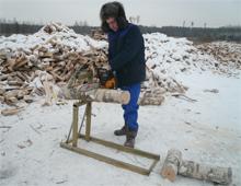 Козлы для пилки дров